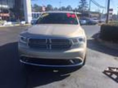 2014 Dodge Durango Tan, 66K miles