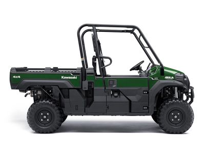 2018 Kawasaki Mule PRO-FX EPS Side x Side Utility Vehicles Winterset, IA