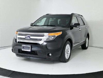Used 2013 Ford Explorer FWD 4dr