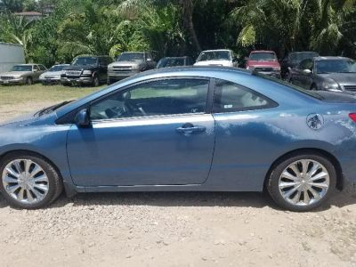 2006 Honda Civic EX (Blue)