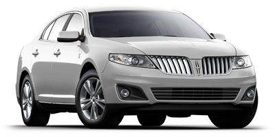 2011 Lincoln MKS EcoBoost (Gold Leaf Metallic)