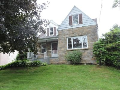 2 Bed 1 Bath Foreclosure Property in Clarks Summit, PA 18411 - Edella Rd