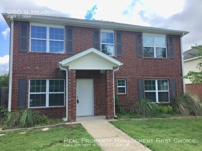 Very Nice 4/3 House for Rent in Fayetteville!!