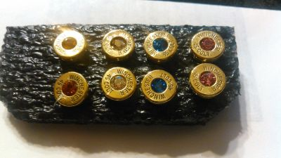 bullet and coin jewelry