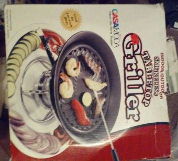 kitchen smokeless grill