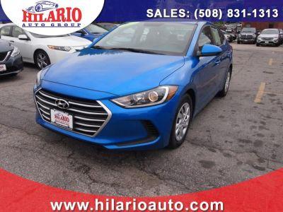 2017 Hyundai Elantra SE 2.0L Auto (Alabama) *Ltd Av (Electric Blue)