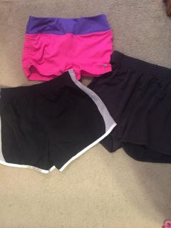 3 pair of shorts size XL 14-16