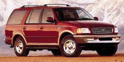 1997 Ford Expedition Eddie Bauer (Red)