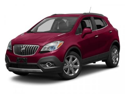 2014 Buick Encore Premium (Carbon Black Metallic)