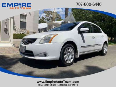 Used 2012 Nissan Sentra for sale