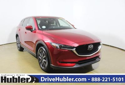 2018 Mazda CX-5 Grand Touring AWD (SOUL RED CRYSTAL METALLIC)