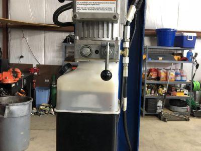 10,000 lbs rotary lift