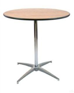 Folding Plastic & Wood Folding Tables - Larry Hoffman Chair