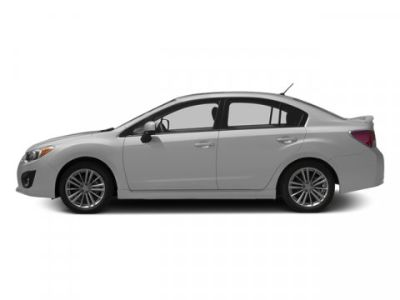2013 Subaru Impreza 2.0i (Ice Silver Metallic)
