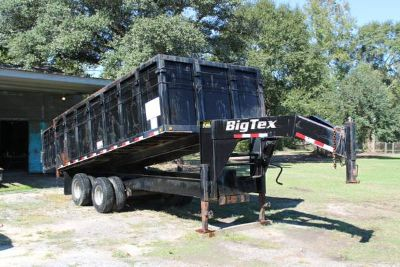 Big Tex Dump Trailer 25 DU