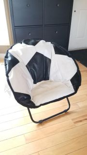 Fold Up soccer chair