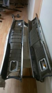 Sell 1970 340 plymouth duster grill motorcycle in Orlando, Florida, US, for US $43.00