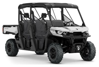 2019 Can-Am Defender MAX XT HD8 Utility SxS Glasgow, KY