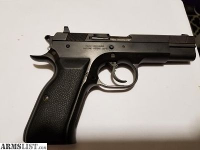 For Sale/Trade: Tangfolio Witness 9mm (cz75)