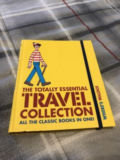Where s Waldo? The Totally Essential Travel Collection Book
