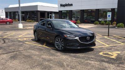 2019 Mazda Mazda6 (Jet Black Mica)