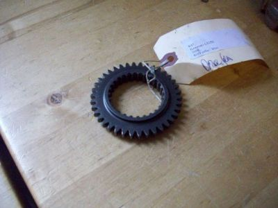 Buy K47 Kawasaki EX250 Ninja 250 250R 2008 Engine Drive Gear motorcycle in Ann Arbor, Michigan, United States, for US $15.00