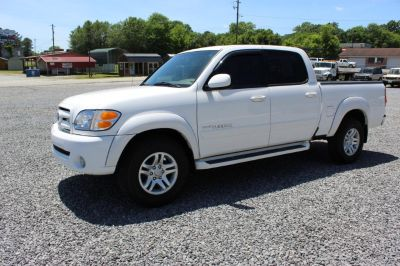 2004 Toyota Tundra Limited (WHITE)