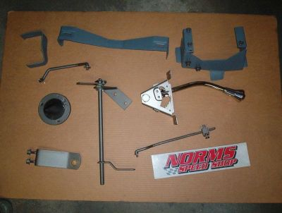 Buy Mopar Console Floor Shifter Kit 1968 A Body 1969 1967 Dart Barracuda Duster 68 motorcycle in Helenville, Wisconsin, US, for US $425.00