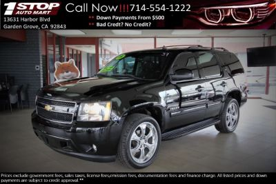 2009 Chevrolet Tahoe LT (Black)