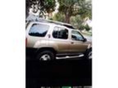 2001 Nissan Xterra for Sale by Owner