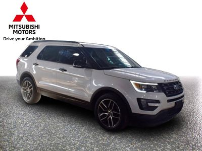 2016 Ford Explorer Sport (Oxford White)