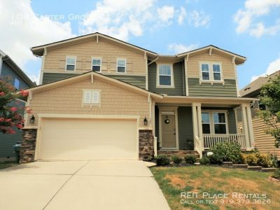 4BR 2.5Ba Home w/ Bonus Room, Screened Porch in Philips Place