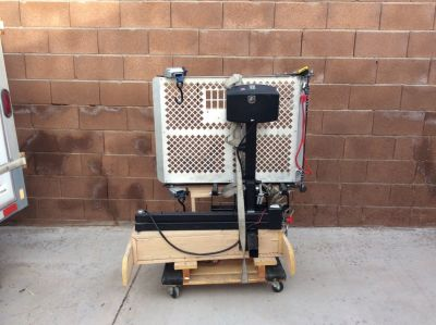 Harmar Mobility Hitch Mounted Wheel Chair Lift
