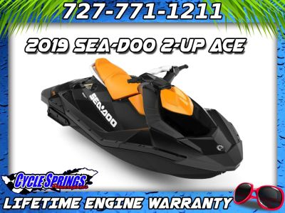 2019 Sea-Doo Spark 2up 900 ACE PWC 2 Seater Clearwater, FL