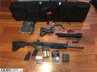 For Sale: HK MR 762 A1