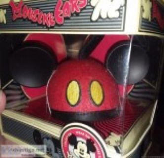 Mini Mickey Minnie Mouse Ears