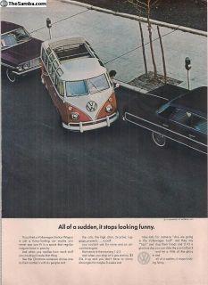 1964 1 Page Bus Magazine Print Ad #100