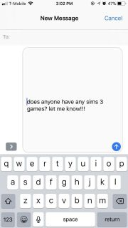 looking for sims 3 games