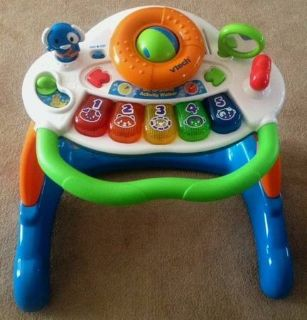 VTech Sit to Stand Activity Walker Music Lights n Sounds