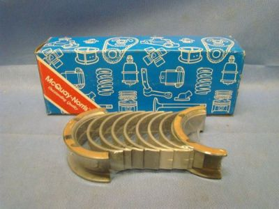 Find 1962-1986 Ford 255 260 289 302 Eliminator Mustang Boss Main Bearing Set 010 USA motorcycle in Vinton, Virginia, United States, for US $30.00