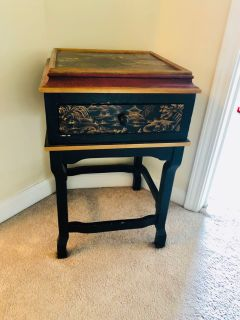 End table- GUC