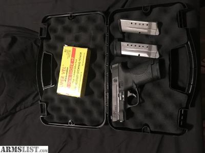 For Sale: S&w m&p shield 9