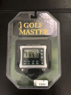 New! In package Excalibur Electronics Golf Master