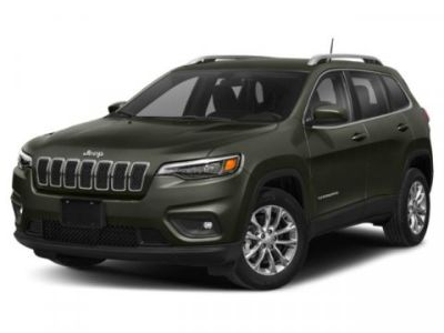 2019 Jeep Cherokee Latitude Plus (Bright White Clearcoat)