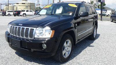 2007 Jeep Grand Cherokee Overland (Black)