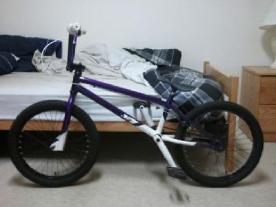 $250 BMX Bike. Dave Mirra Blacklabel
