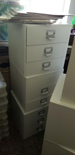 6Cubes...3w/3 drawers.1w/4 square drawers.2w/slots.need sold asap.$15 each