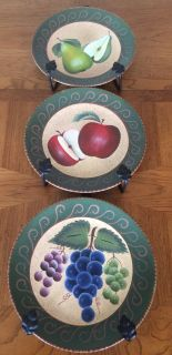 Home Interiors Decorative Plates