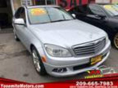 2009 Mercedes-Benz C300 4MATIC Sport Sedan for sale