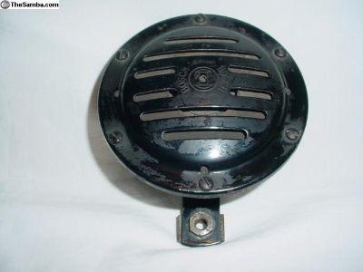 Bosch Split Oval 6 volt Horn Screw Terminal